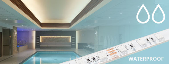 Waterproof LED Strips IP67