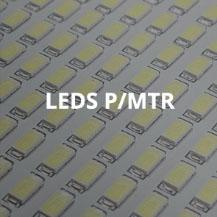 High LED p/mtr