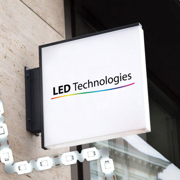 LED Signage lighting