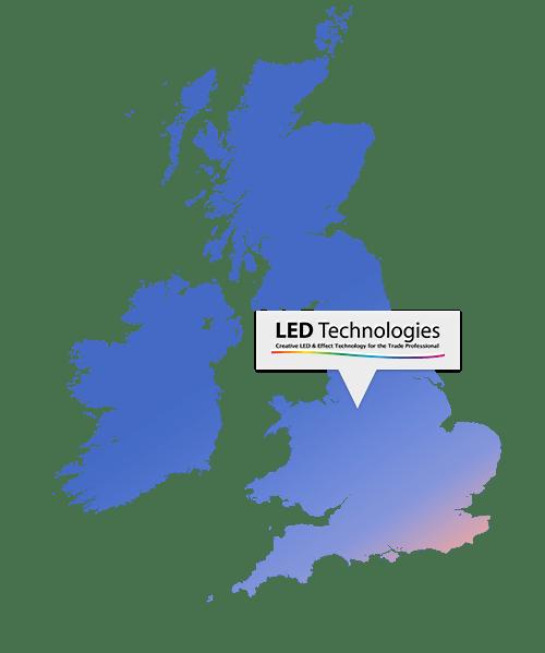 Led Technologies Ltd is a UK Based Company
